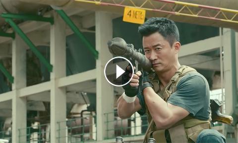 فيلم wolf warriors 2 2017 مترجم