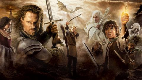 فيلم The Lord of the Rings 3 : The Return of the King مترجم HD