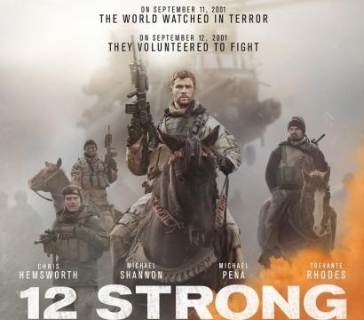 فيلم 12 Strong 2018 مترجم اون لاين