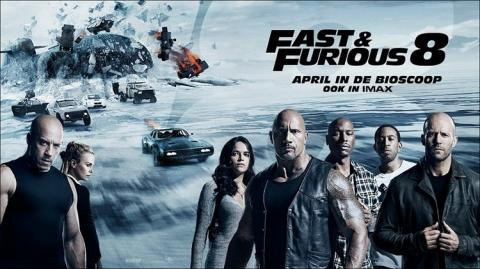فيلم The Fate of the Furious 2017 Extended مترجم BluRay